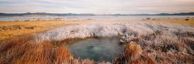 Hot Spring, Mono Lake