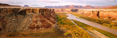 Green River From Candlestick Camp