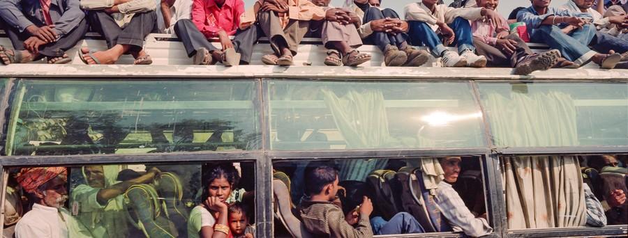 Bus Riders, Rajastan