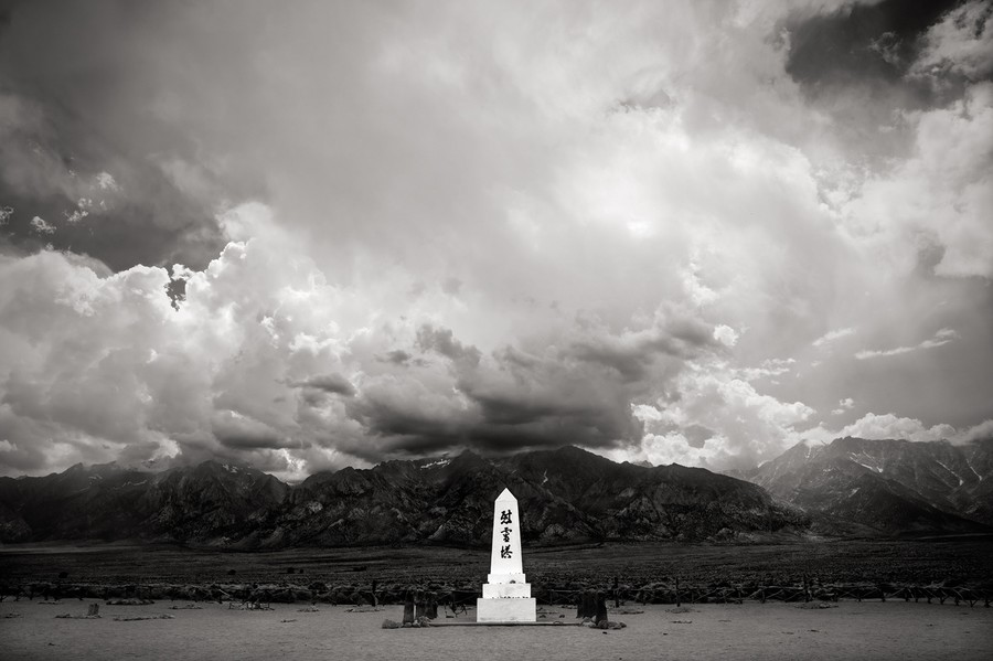 Soul Consoling Tower, Manzanar, California