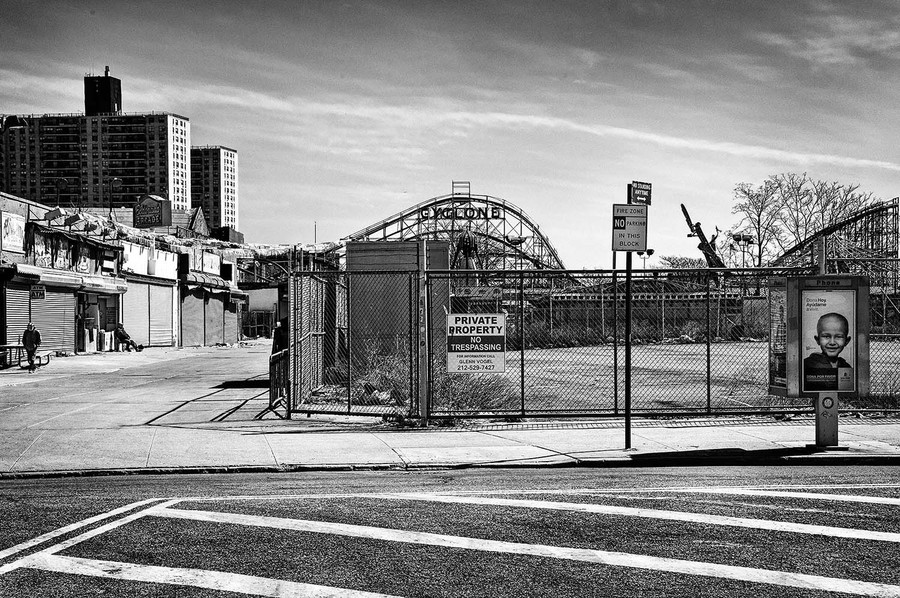 Coney Island - off season