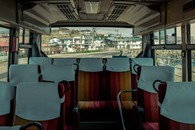 Along the Coastal Bus Route, Matsumae