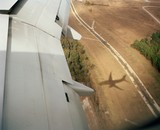 Plane Over Baton Rouge, Louisiana