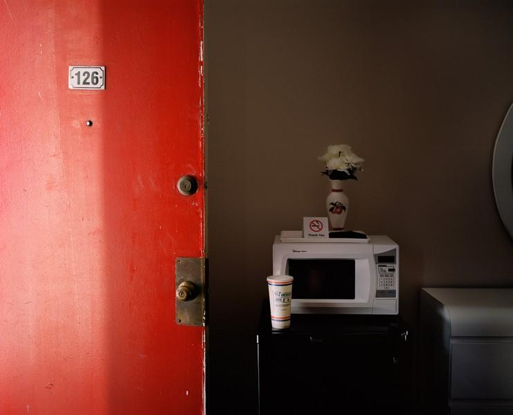 Room 126, Sayville Motor Lodge, Sayville, New York