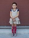Latino Girl - USA Public School
