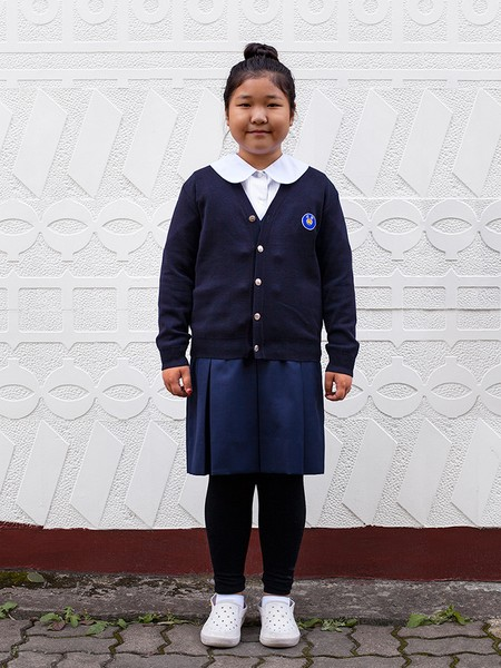 Korean Private School - Girl