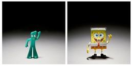 Gumbi and Sponge Bob 1957 - 2007