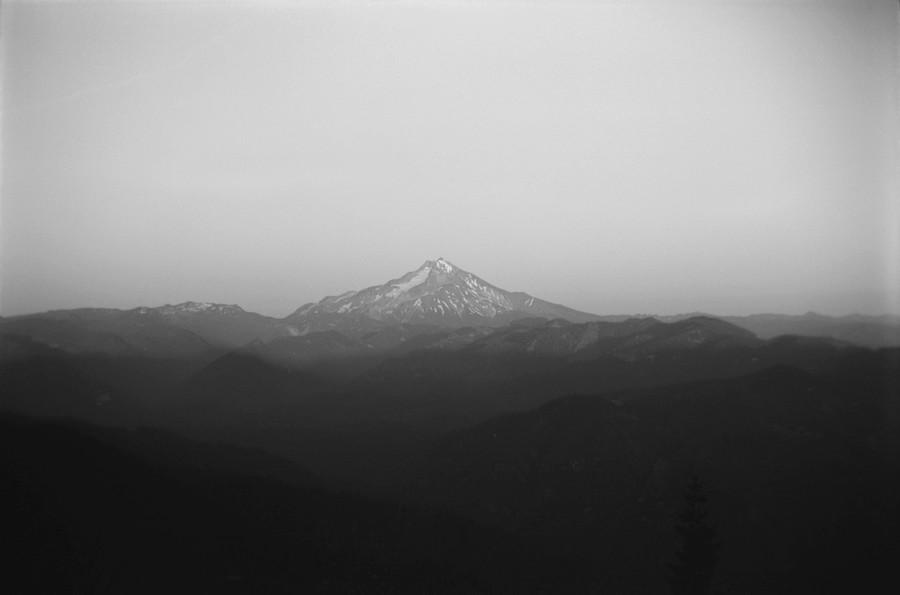 Mt. Jefferson, 2009