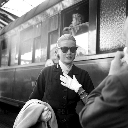 Grace Kelly. Cannes 1954