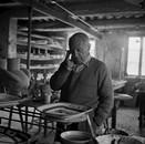 Pablo Picasso. Vallauris 1953.