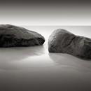 Two Rocks, Study #2, Chilmark, Massachusetts