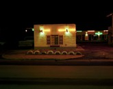 It'll Do Motel, Rt. 66, Grants, New Mexico, January 11, 1982