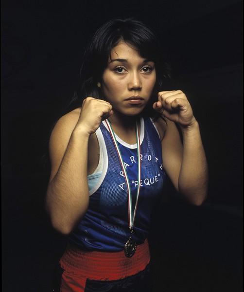 Boxeadora, Mexico, DF