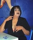 Cabaretera, Barba Azul Club, Mexico, DF
