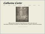 Catharine CARTER