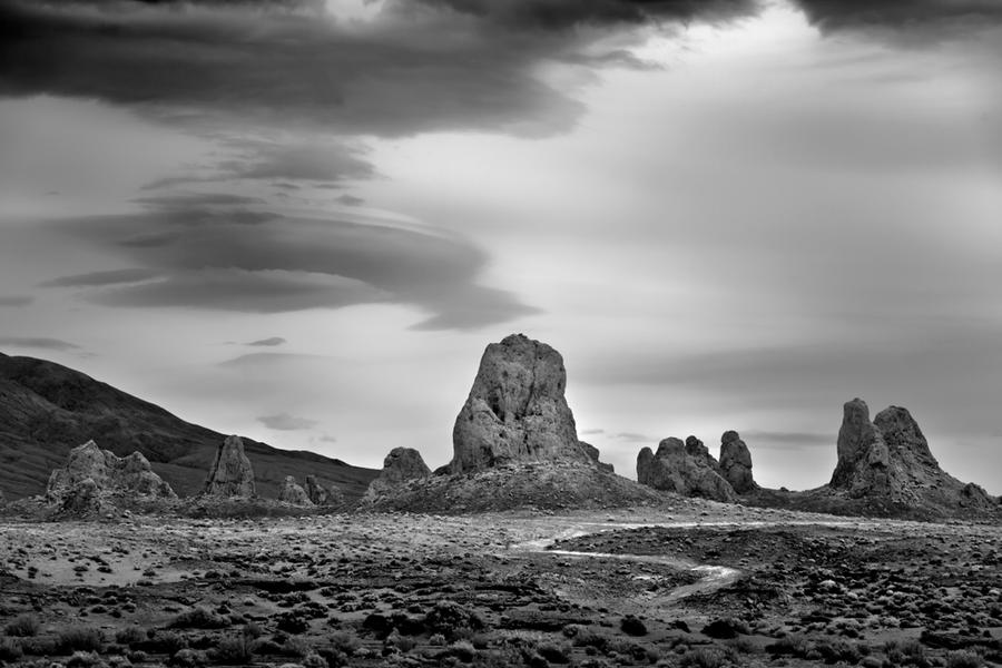 Promethei Terra, Trona, California