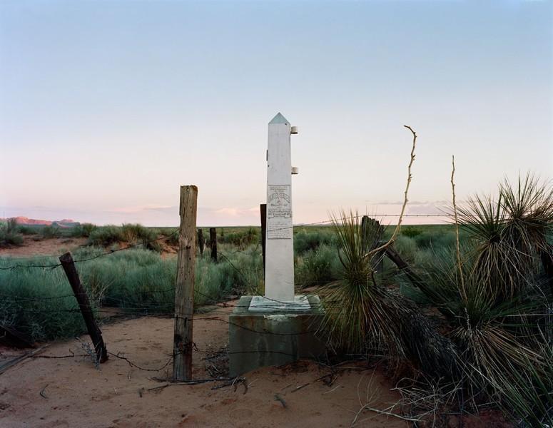 Border Monument No. 4