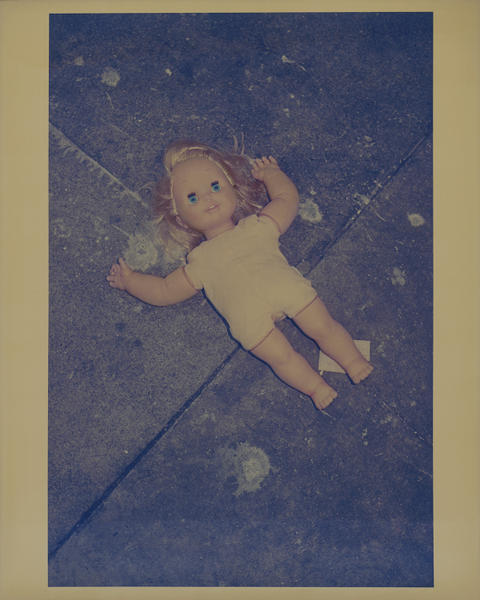 Untitled (Blonde Haired Doll)