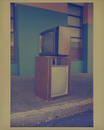 Untitled (Stacked TV's)