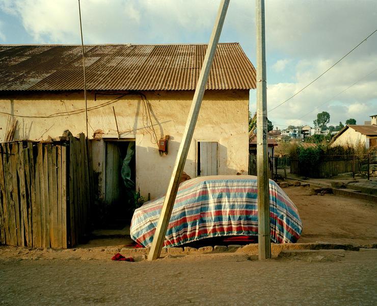 """""""Covered Car"""" Antananarivo, Madagascar"""