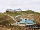 Abandoned Waterslide, Charleston, IL 2006