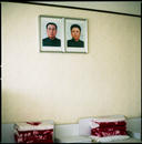 Students' Room, Songdowon International Children's Camp, North Korea