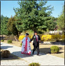 Just Married, Kaesong, North Korea