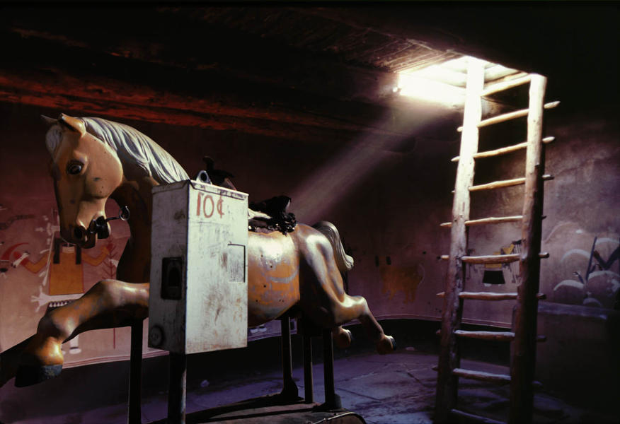 Kiva Horse
