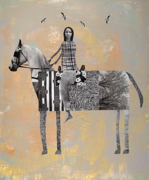 Barefoot Rider(Girl)
