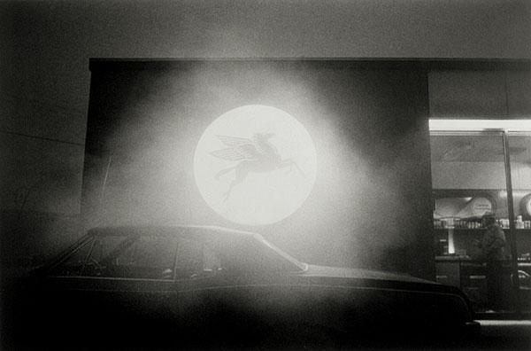 Christmas Eve Pegasus, N.Y. Thruway