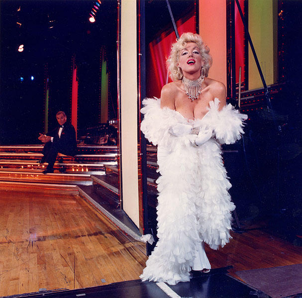 Sydney Revere as Marilyn Monroe, Las Vegas, NV