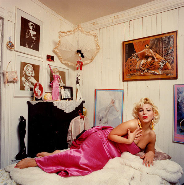 Camille Terry as Marilyn Monroe,