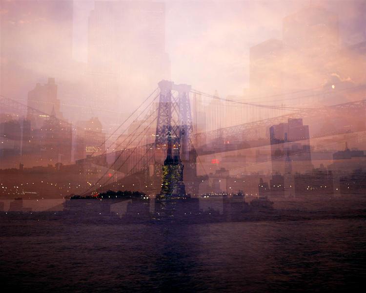 Harbor Lights, New York  2007