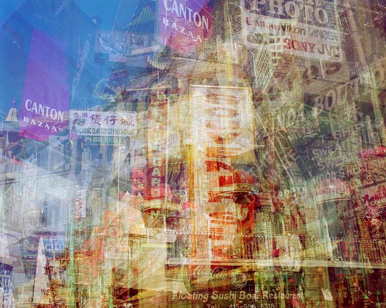 Chinatown, San Francisco  2004