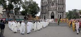 Last Mass, Year of The Cat, Ha Noi