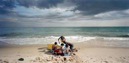 Boys in Surf, Martha's Vineyard, MA
