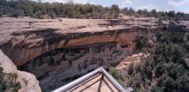 Mesa Verde Lookout, Colorado