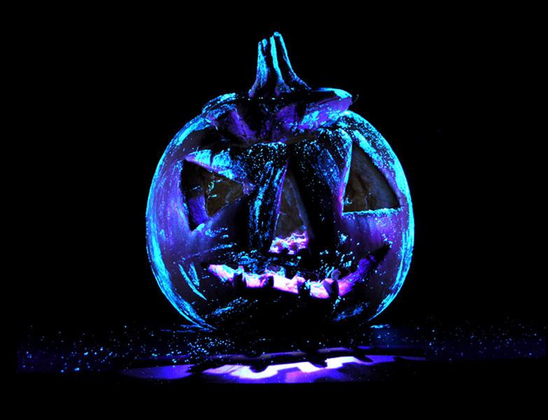Glowing Evidence: Jack-o'-Lantern