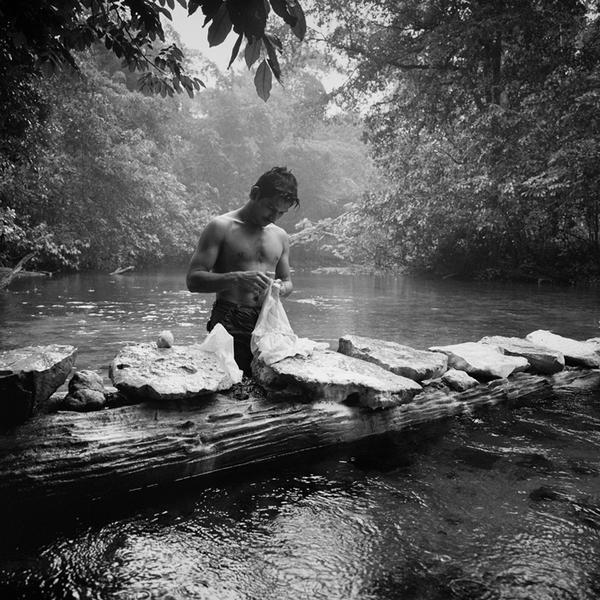 CPR of the Peten, Guatemala, 1995