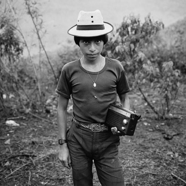 Domingo, CPR of the Sierra, Guatemala, 1993