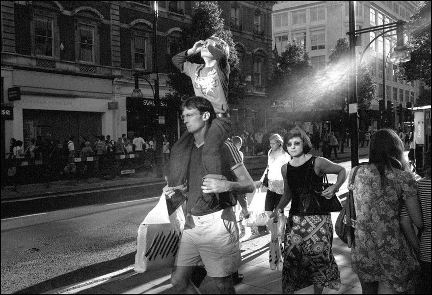 Oxford Street, London, 2007