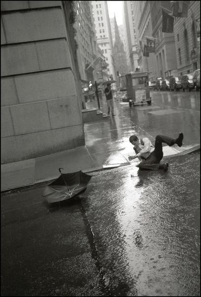 Wall Street, New York 2008