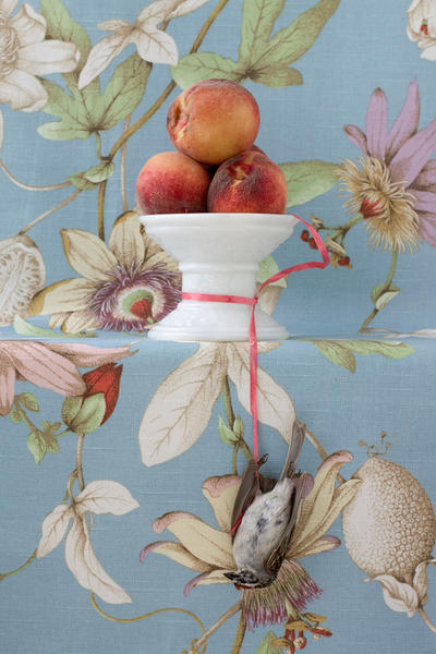 Still Life with Peaches, 2010