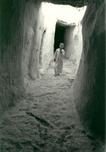 COOL PASSAGE, Mut, Egypt 1987