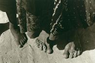 TOE BANGLES, Kankroli, India 1996