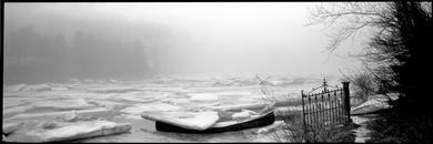 Walker Creek (Single Panorama Image)