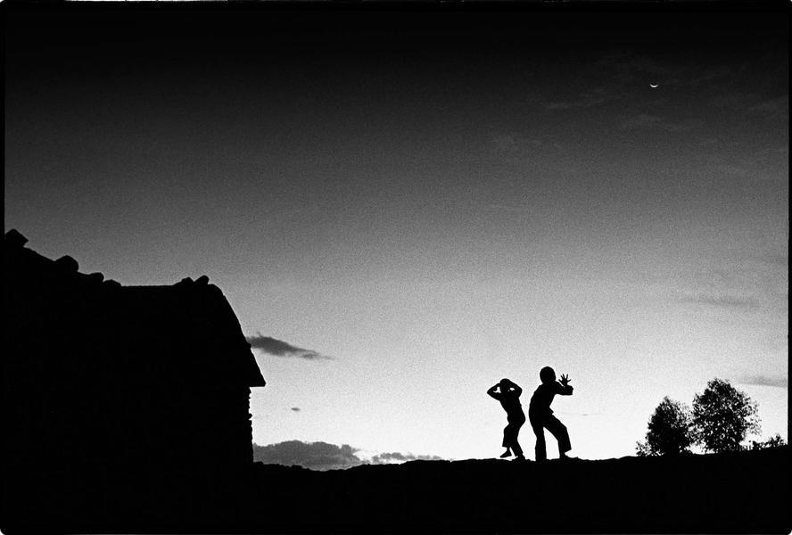 Dancing On the Edge of the Earth, Etritrea