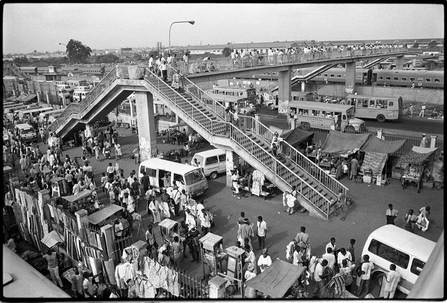 Transportation Hub, Lagos, Nigeria