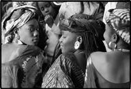 Young Senegalese Women, Dakar