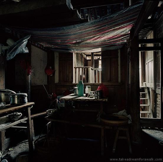 Fujian-wooden house